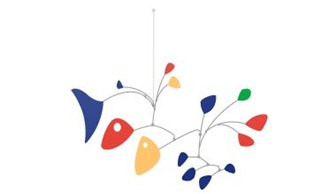 Alexander Calder's 113th Birthday-Google Logo