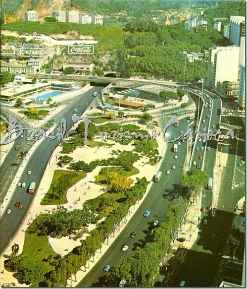 Praia de Botafogo-Mourisco -1970