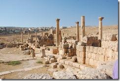 Oporrak 2011 - Jordania ,-  Jerash, 19 de Septiembre  51