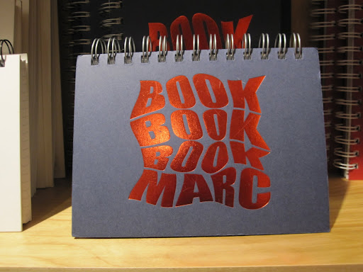 Another notebook you can buy at the store.