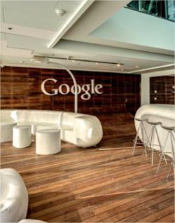 Así son las nuevas oficinas de Google en Israel