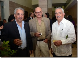 Doroteo, Juan Jose y Porfirio Rodriguez