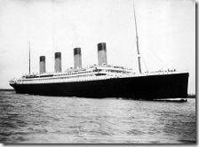 el RMS Titanic