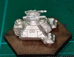 Clan Jade Falcon Odin Tank