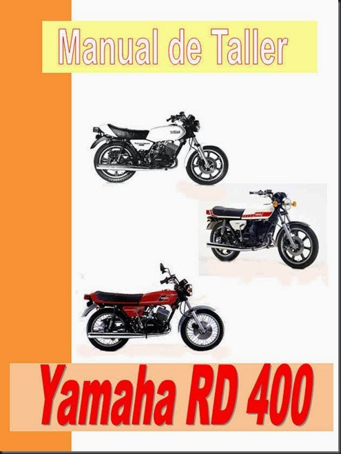 manual taller yamaha rd 400