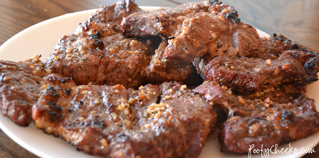 Secret Steak Seasoning Recipe #grill