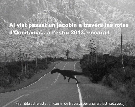 Sobre las rotas d'Occitània estiu 2013