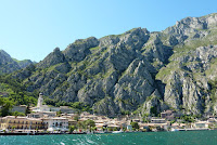 Limone from the boat