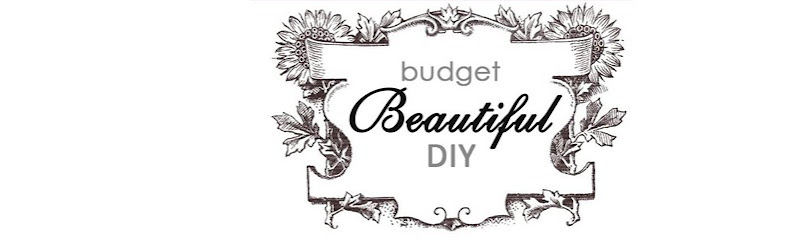 budget beautiful DIY