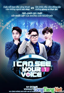 I Can See Your Voice - 너의 목소리가 보여 Tập 8 9 Cuối