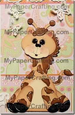 cricut artiste giraffe 450