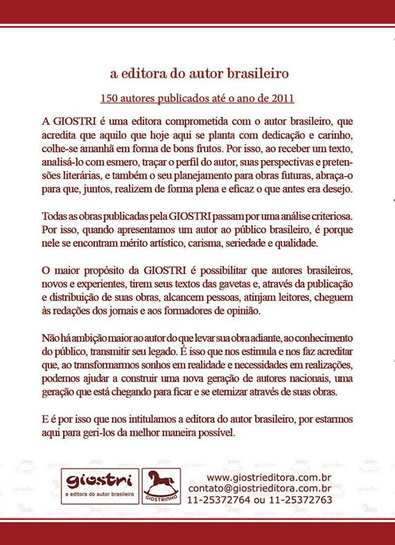 Apresentação Giostri Editora
