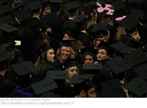 'Day 134: College Graduate' photo (c) 2009, Tom Small - license: http://creativecommons.org/licenses/by-sa/2.0/