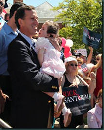 santorum-and-Bella