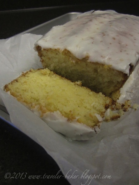 Lemon Pound Cake Fondente 4