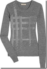 Burberry Brit wool and cashmere-blend £295