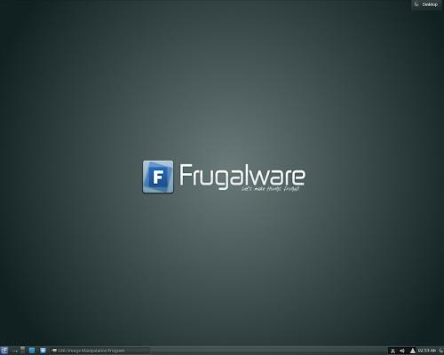 Frugalware Linux 1.8