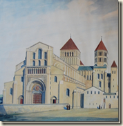 Abbatiale de Cluny (XIe-XIIe)