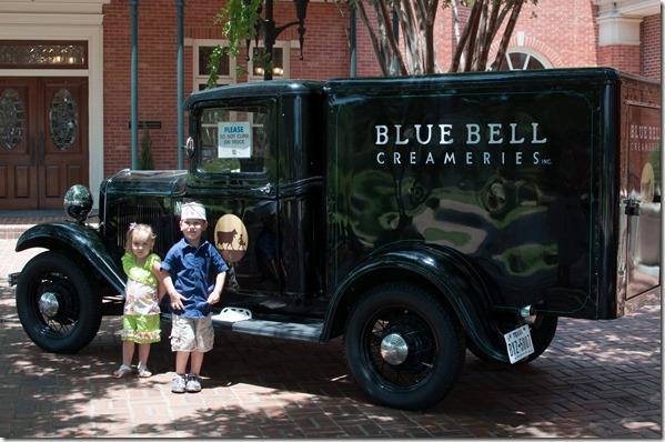 Blue Bell Creamery - Brenham, TX