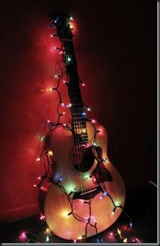 guitar xmas