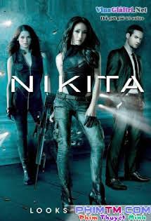 Sát Thủ Nikita :Phần 4 - Nikita Season 4 Tập 6-End