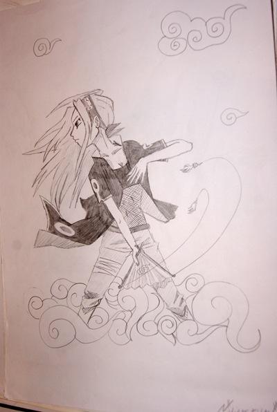Sakura Haruno, Fan Art de Patt Hiyoshikina