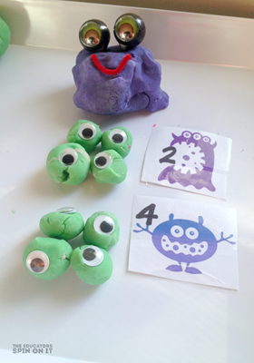 Monster Multiplication from The Educators' Spin On It
