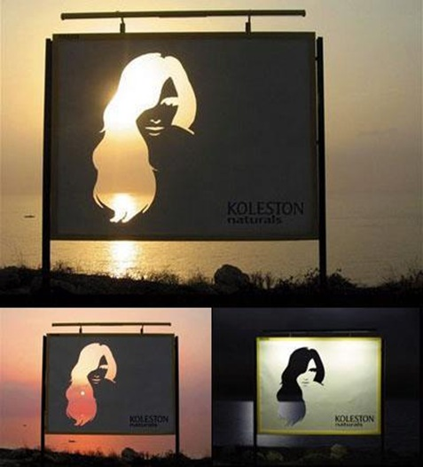 creative advert wella