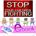 Stop your children fighting icon