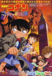 Conan Movie 06: Bóng Ma Đường Baker - Detective Conan Movie 06: The Phantom Of Baker Street Tập HD 1080p Full
