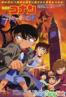Conan Movie 06: Bóng Ma Đường Baker - Detective Conan Movie 06: The Phantom Of Baker Street