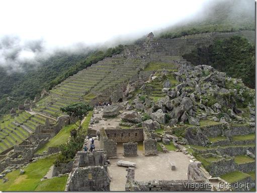Santuário de Machu Picchu