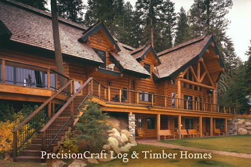 Log Home Kits & Custom Log Cabins | Southland Log Homes