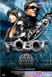 Kẻ Hủy Diệt Ấn Độ - Endhiran (the Robot) Tập HD 1080p Full