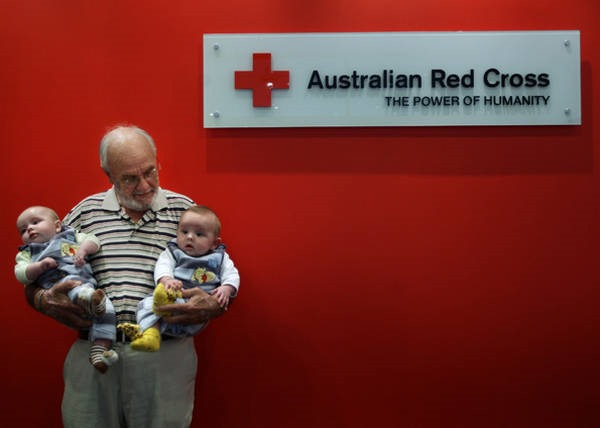 3- Australiano com sangue raro