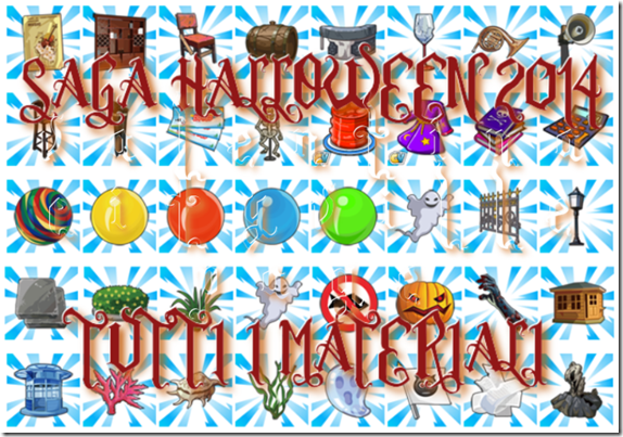 tutti i materiali - saga halloween 2014