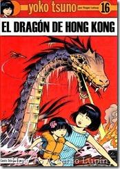 P00016 - Yoko Tsuno  - El dragon d