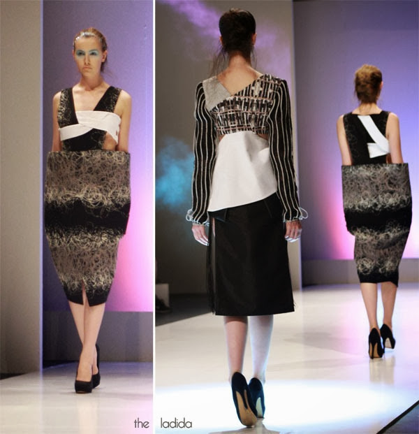 Raffles Graduate Fashion Show 2013 - Ngoc Thuy Phung 2
