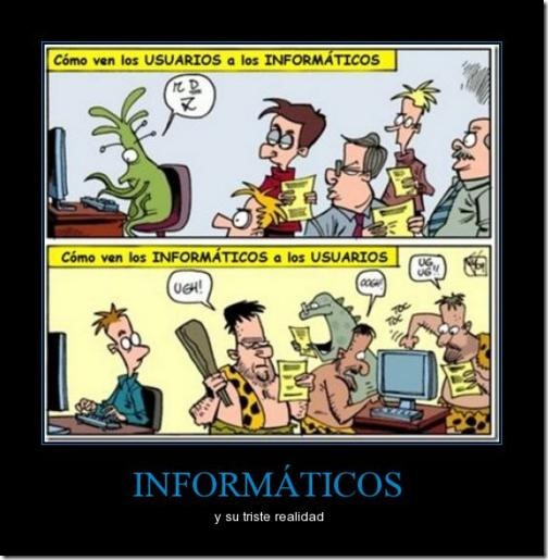 innformaticos - usuarios