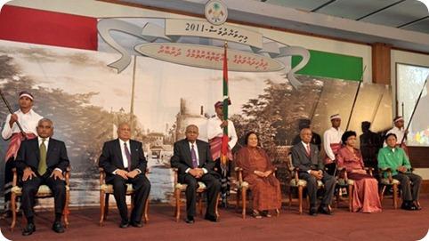 independencia maldivas