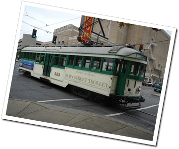 Old-time Trolley