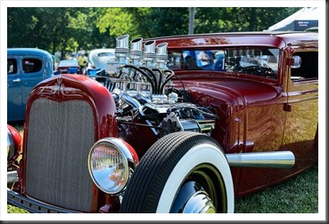 Radical Hot Rod at Hot Rod Reunion
