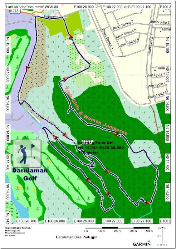 Darulaman Bike Park