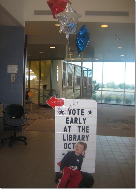 10 25 12 - Voting for President Obama (3)