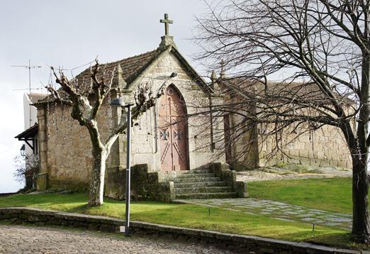 Portugal - Belmonte - capela do calvário- Glória Ishizaka