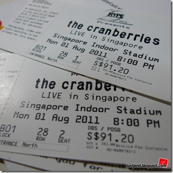 The Cranberries Tour 2011 Singapore_08