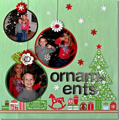 Ornaments Gwynie