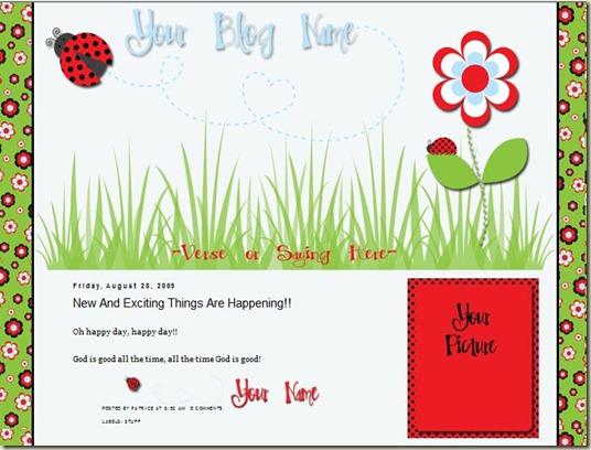 ladybug blog
