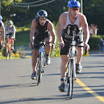 2012 Hammerfest Triathlon in Branford, CT with Brian's Hope