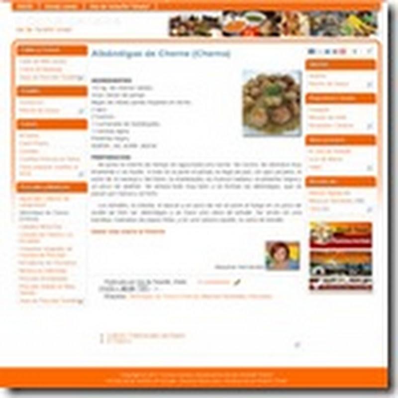 Recetas canarias elaboradas con carnes isla de tenerife for Cocina urbana canaria